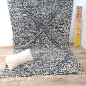 Original Hand Woven Wool Rug, 100% soft wool.